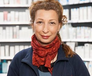 Frau Houshangpour